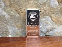 1:2oz AG Commercial Bar - Obverse