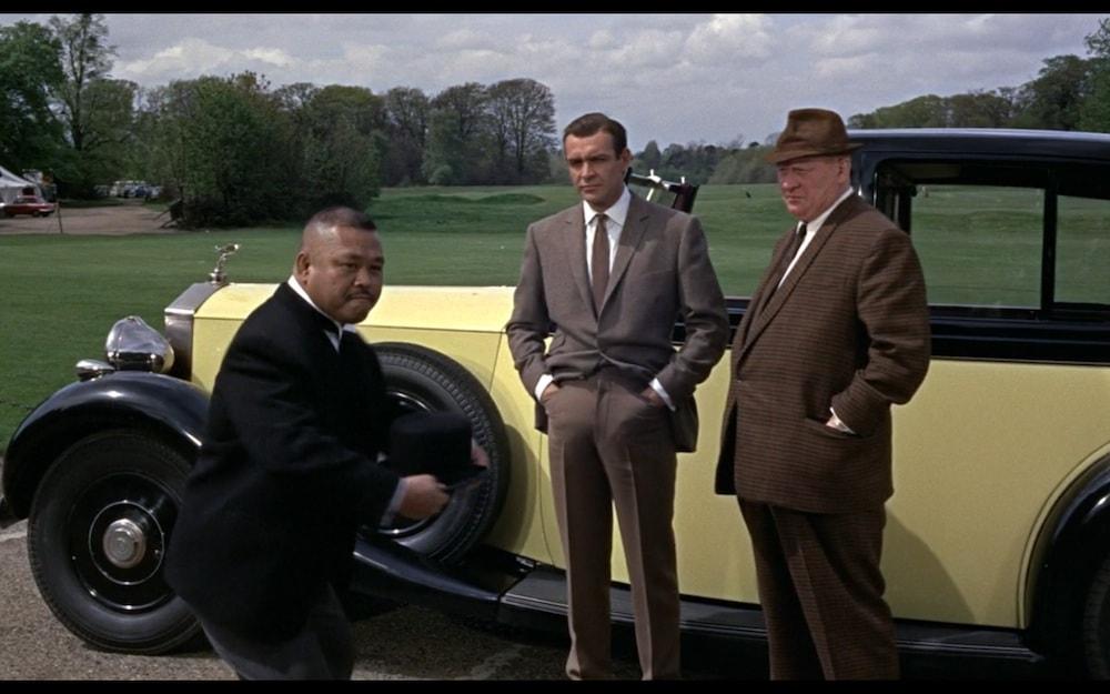 1937 Rolls Royce Phantom III – Goldfinger 1964