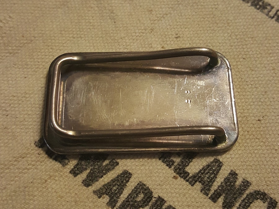 Engelhard Money Clip | Newark Plant