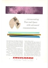Engelhard Magazine Advertisement