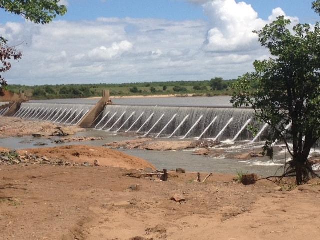 Engelhard Dam