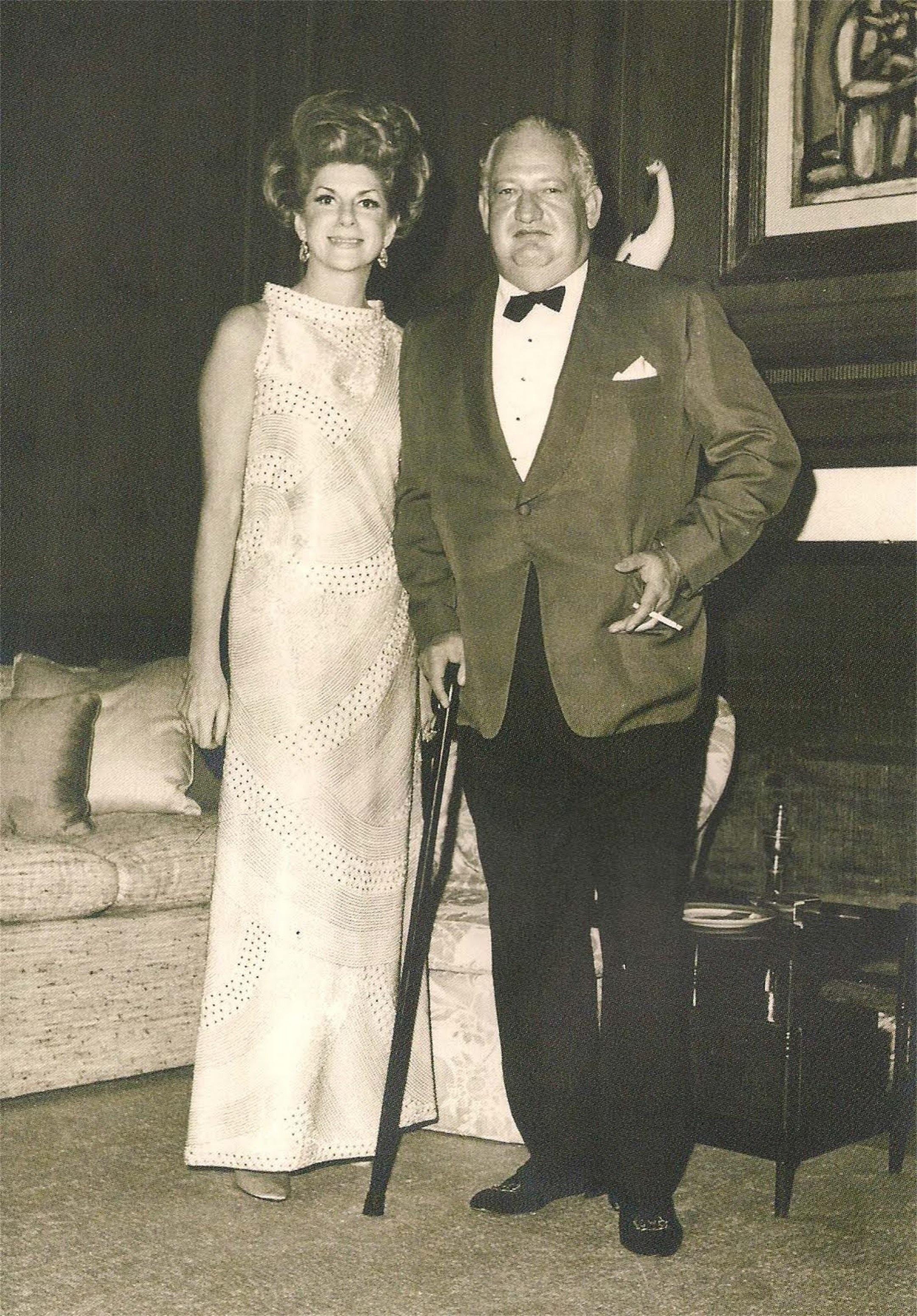 Jane & Charles Engelhard | Cragwood