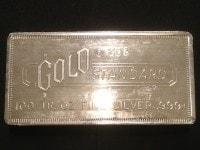 100oz Gold Standard | 203