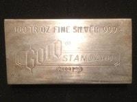 100oz Gold Standard | P000140