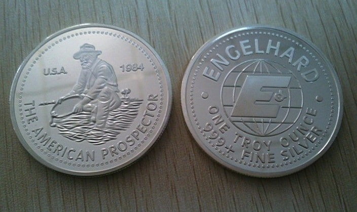 Engelhard-silver-coins-free-shipping-hot-sale-5pcs-lot-one-troy-ounce-1-oz-silver-bullion