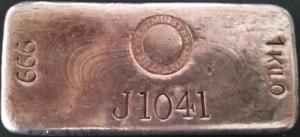 Westminster Mint 1 KILO