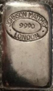 100g JM London