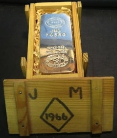 14.45oz JM London Presentation Box 1966