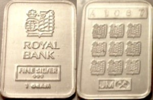 1g JM Royal Bank