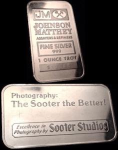 1oz JM Sooter Studios
