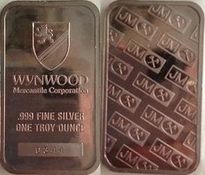 1oz JM Wynwood