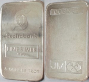 5oz JM Scotiabank