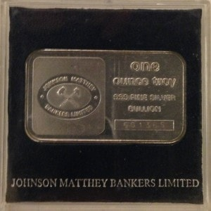 JM 1oz London Case