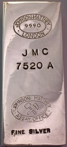 JM 500g LONDON