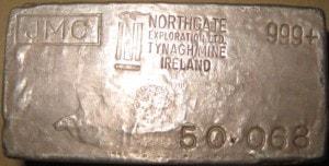 JMC 50.068oz IRELAND