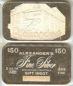 alexander's 2oz