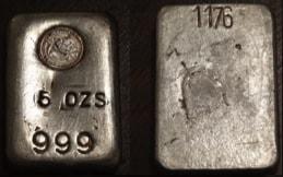 Perth 5oz 1176