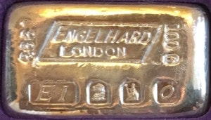LONDON HALLMARK