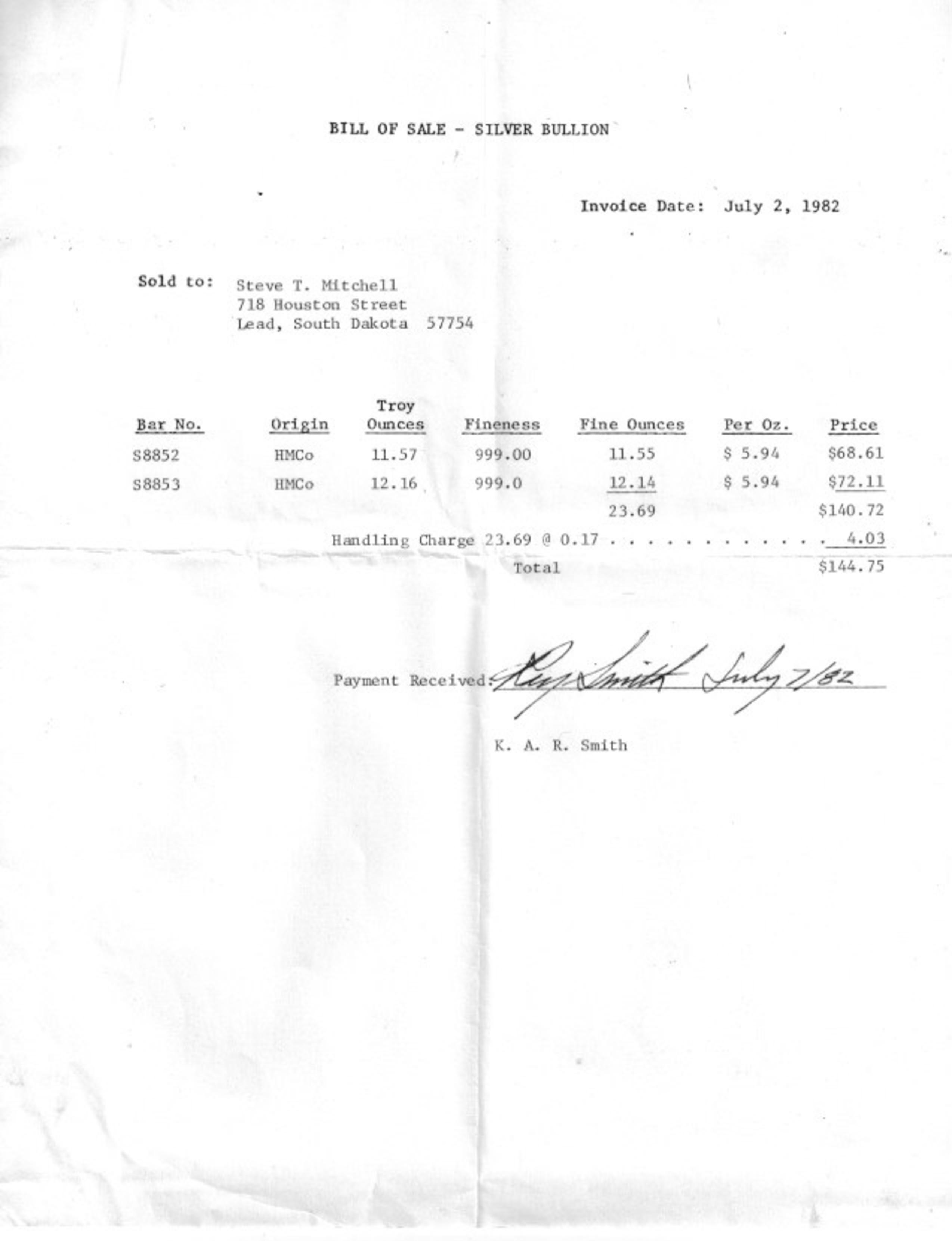 Homestake Receipt #3-page-001