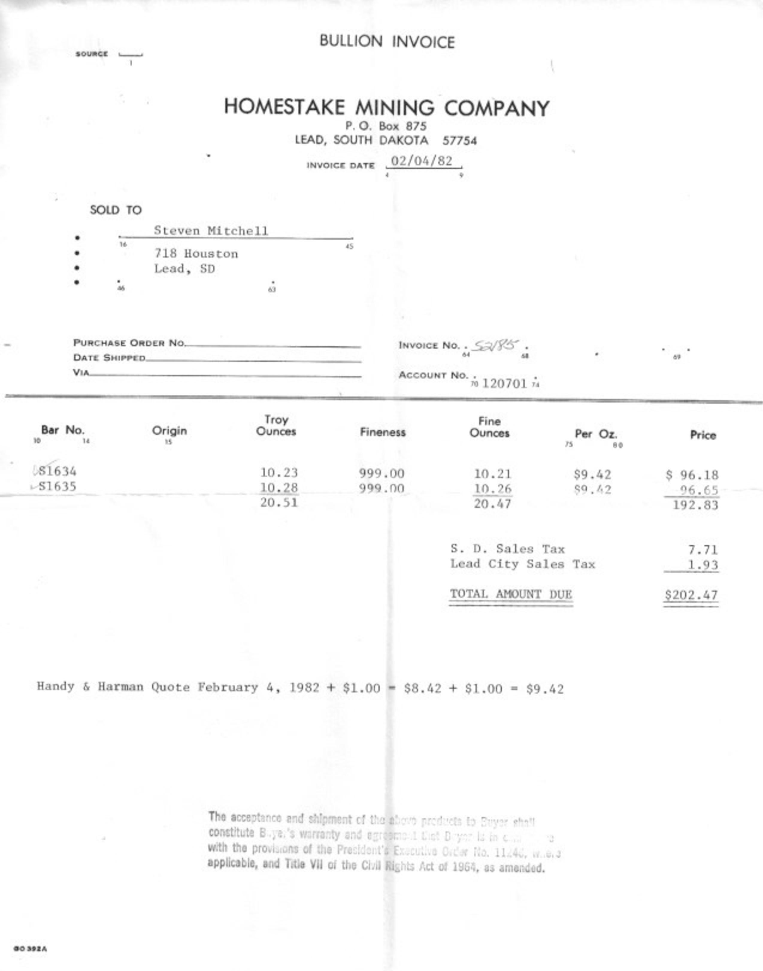 Homestake Receipt #4-page-001