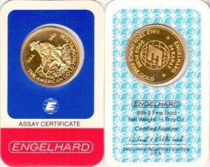 1:2oz ASSAY CARD