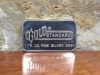 1oz Gold Standard Corporation Obverse