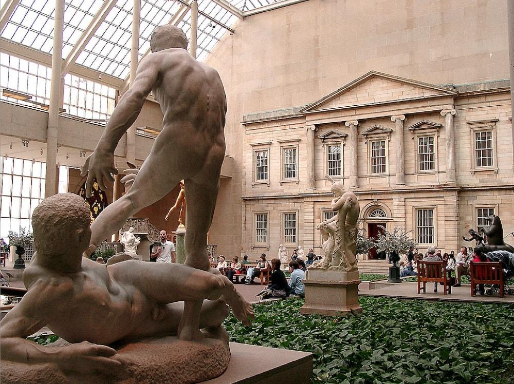 Charles W. Engelhard Court | Metropolitan Museum of Art