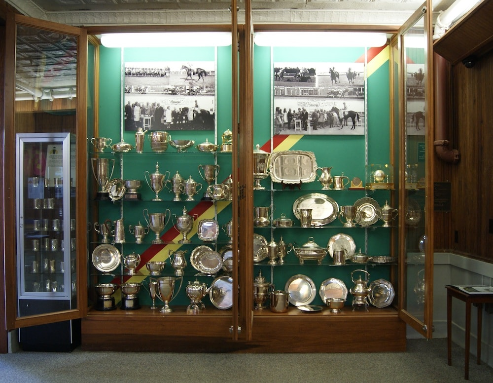 Cragwood Stables | Trophy Display
