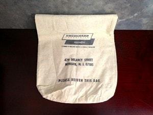 Engelhard Canvas Refinery Bag