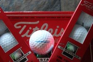 Engelhard Golf Balls
