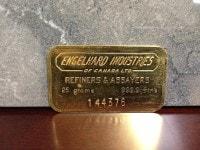 25g AU Commercial Bar - 144376