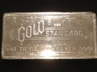 100oz Gold Standard Obverse | 100