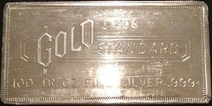 24  100oz Gold Standard | 203-001