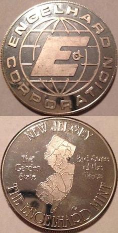 Engelhard New Jersey E Round