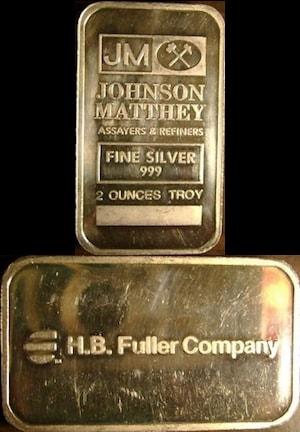 1oz JM HB Fuller Company