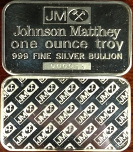 1oz JM London
