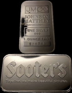 1oz JM Sooters