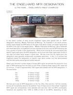 AGWire ENGELHARD MFR DESIGNATION 2 7-25-15