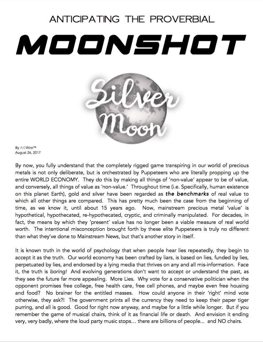 AGWire MOONSHOT 8-26-17