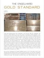 AGWire THE ENGELHARD GOLD STANDARD 8-8-15