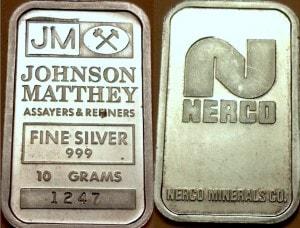 JM 10g NERCO