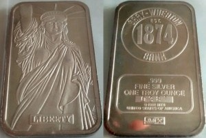 JM 1oz Gary Wheaton Bank